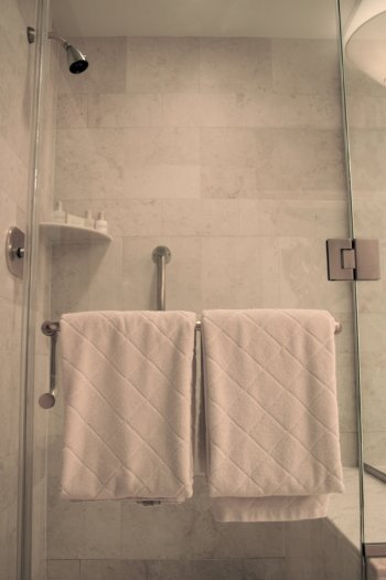 glass - shower